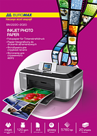 Бумага для фото печати глянцевая А4, 180г/м², 100л.