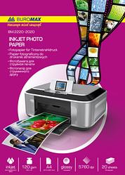 Бумага для фото печати глянцевая А4, 180г/м², 100л. BM. 2220-4100