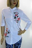 Біла вишита блузка  Comlex