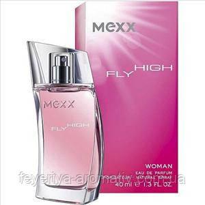 "Туалетная вода Mexx Fly High Woman 60мл - Интернет-магазин ""Феерия Ароматов"" в Луцке"