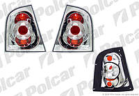 Фары задние комплект 00-10 Skoda Octavia 97-10