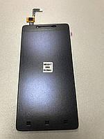 Lenovo A6010 дисплей с сенсором черный