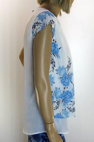 Блузка шифоновая Amorti, фото 2