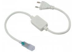 Кабель живлення для LED стрічок 5050/5730-52 IP65 220V
