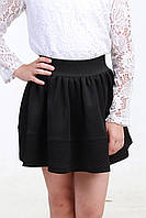 f85e8660c68 DS Moda - женская одежда оптом от производителя. г. Харьков. 97%  положительных отзывов. (45 отзывов) · Трикотажная черная детская юбка 02 34