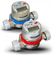 Счетчик воды горячей НИК-7011E-Г-15-0-0 Электронный