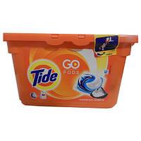 Капсулы для стирки цветного белья Tide  12 шт.