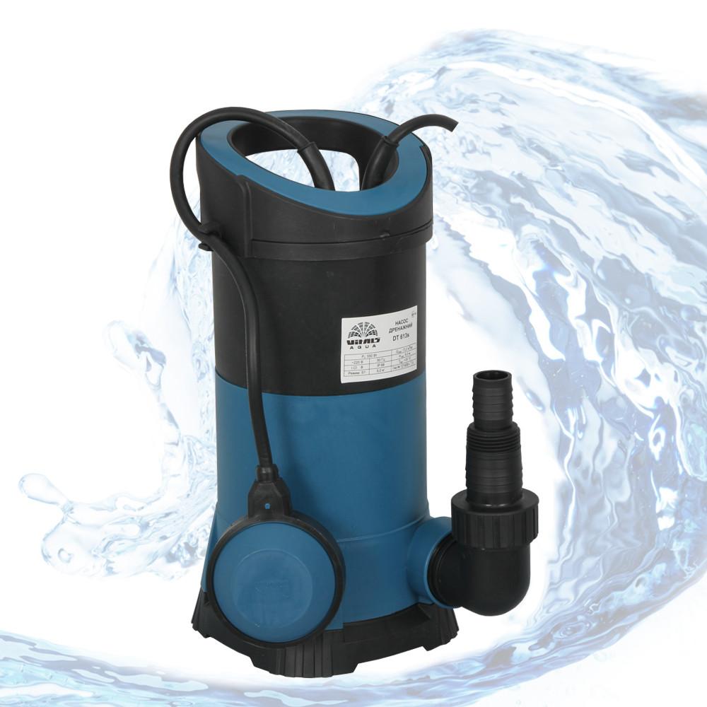 Насос погружной дренажный для чистой воды Vitals Аqua DT 613s