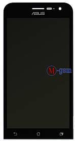 LCD модуль Asus ZenFone 2 (ZE500CL) черный