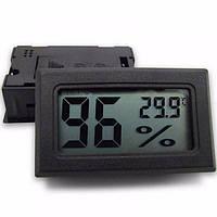 Термометр гигрометр цифровой с батарейками