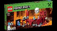 Конструктор Lego Minecraft Подземная Крепость 21122