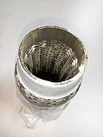 Гофра приёмной трубы Авео (50*230) Euroex (3 слойная)