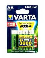 Аккумулятор Varta HR6 AA Ni-MH 2400 mAh