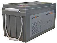 Аккумулятор мультигелевый Logicpower LP-MG 12V 65AH, (AGM) для ИБП