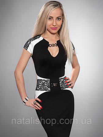 Платье с красивой ажурной спинкой, фото 2