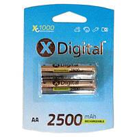Аккумулятор X Digital HR6 AA Ni-MH 2500 mAh