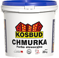 Акриловая краска CHMURKA КОСБУД (KOSBUD)(10кг)