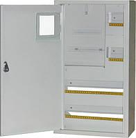 Шкаф e.mbox.stand.n.f3.36.z под 3-фазный счетчик+36 модулей навесной с замком