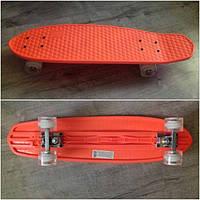 Лонгборд Nickel 27 / Лонг / penny board / Скейт / Скейтборд /27 дюймов