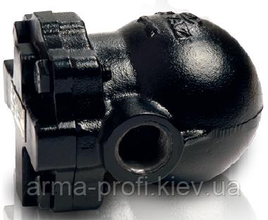 Поплавковый конденсатоотводчик муфтовый Ayvaz SK-51 Ду 25