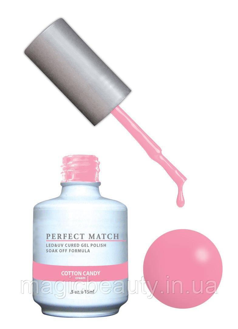 Гель-лак Lechat Perfect Match 119 COTTON CANDY 15 мл