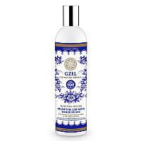"""Шампунь для всех типов волос """"Царские ягоды"""" глубокое восстановление и питание Natura Siberica Gzel, 400 мл."""