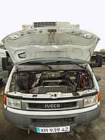 Клапан EGR ЕГР Iveco Daily 2.8 HPI 1999-2006