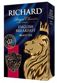 Чай Richard  черный байховый  90г