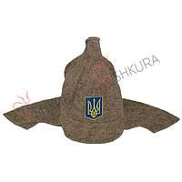 Шапка для бани и сауны Буденовка