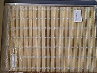 Бамбуковые ролеты плотное плетение 120/160