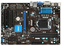 Мат. плата MSI H81-P33, 1150, H81, 2xDDR3, Int. Video (CPU), 2xSATA-II, 2xSATA-III, USB 3.0, 2xPCI-E
