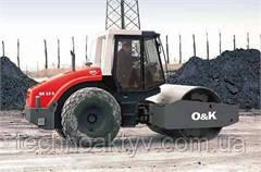 Уплотнитель грунта O&K SR 15 D