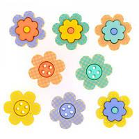 Декоративные пуговицы. Декоративные цветы