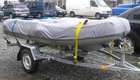 Тент стояночный для надувной лодки