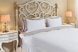 Комплект постельного белья Bantli Stone еврокомплект Gül Güler (Турция)