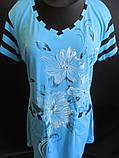 Летние футболки женские оптом., фото 2