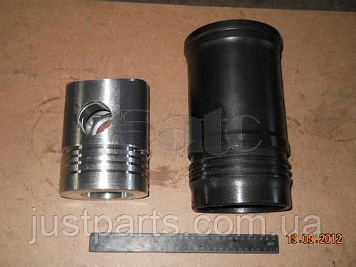 Гильза с поршнем ЯМЗ-238НБ (порш.кольца,палец,Дальнобойщик) (КМЗ) 238НБ-1004005