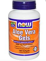 Aloe Vera Gels,Алоэ Вера в капсулах,100 капсул, Натуральный биостимулятор