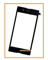 Сенсор (тачскрин) Sony D2202 Xperia E3 Black Original