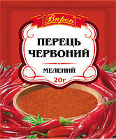 "Перец красный острый 20 г  ТМ ""Впрок"""