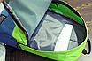 Рюкзак городской AIWEIER Голубой, фото 3