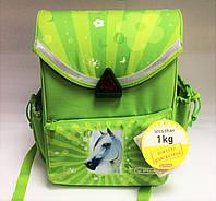 Herlitz Ранец Compact Pretty Pets Green