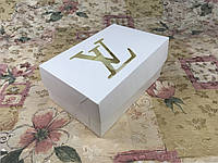 Коробка на заказ с Вашим логотипом 1-12 кексов - Образец