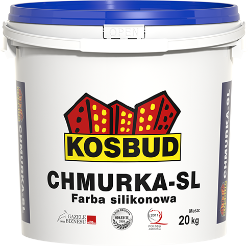 Краски фасадные КОСБУД (KOSBUD)