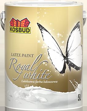 Краски для внутренних работ КОСБУД (KOSBUD)