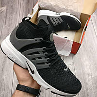 Черные Мужские Кроссовки Nike Air Presto арт.1013, фото 1