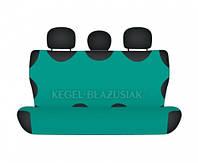 Майки на сиденья Kegel задние зеленые (1шт/комп)
