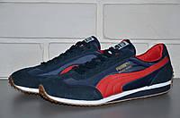 Мужские кроссовки Puma whirlwind (синий)