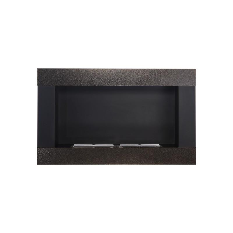 Биокамин  Nice-House H-Line brąz  650x400 мм-коричневый