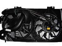 Диффузор кондиционера ВАЗ-2170, 2171, 2172 двойной с 2 радиаторами полный сбор